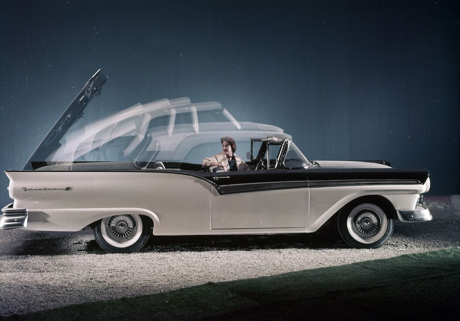 1957 Ford Skyliner 6 Tate Collection RESIZED