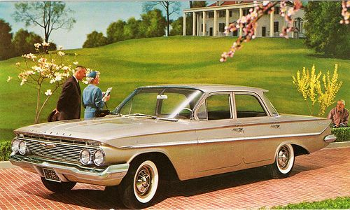 1961 Chevrolet Tate Collection 1