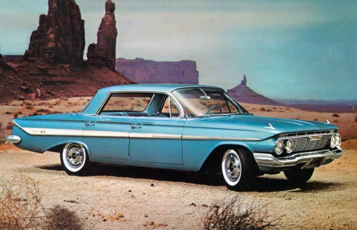 1961 Chevrolet Tate Collection 5