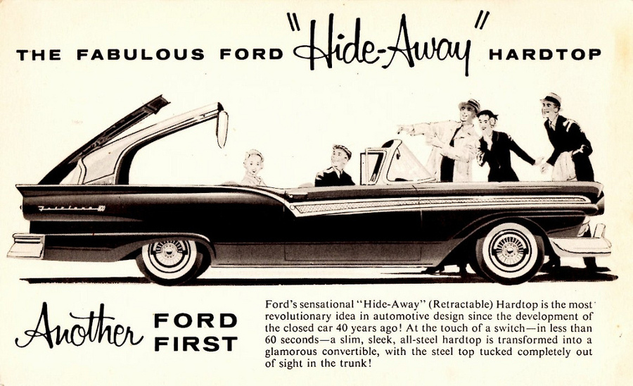 Ford Skyliner ad 4 Tate Collection RESIZED