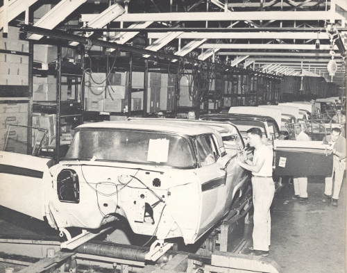 Ford Skyliner assembly line 1 Tate Collection RESIZED