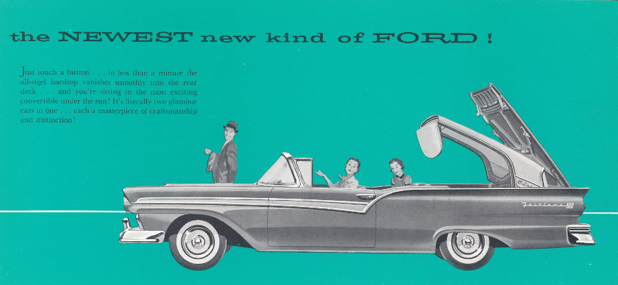 Ford Skyliner brochure 3 Tate Collection RESIZED