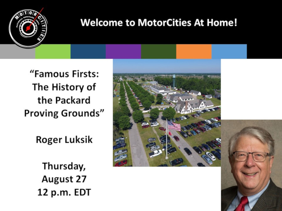 MotorCities At Home Roger Luksik August 27