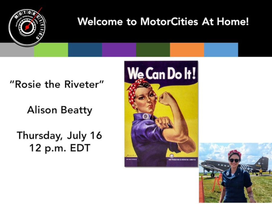 MotorCities At Home Word from Our Sponsor July 16