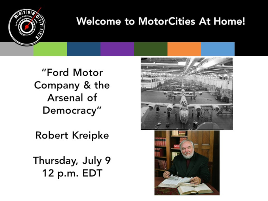MotorCities At Home Word from Our Sponsor July 9