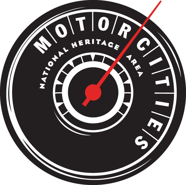 MotorCities NHA MEDIA LIBRARY MotorCities Logo