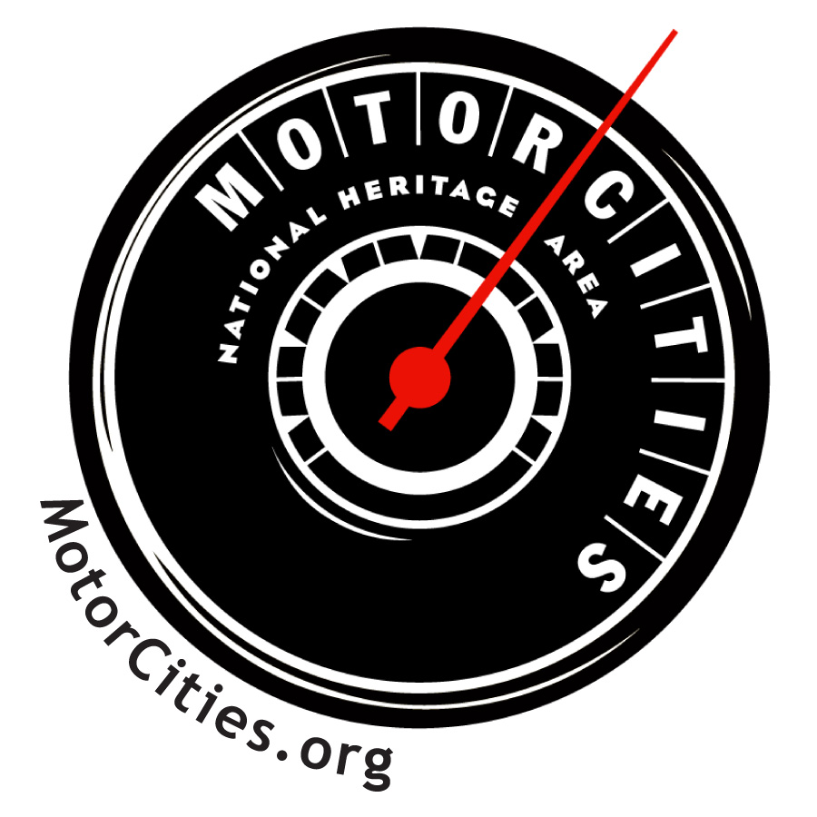 MotorCities NHA MEDIA LIBRARY MotorCities Logo with black url copy