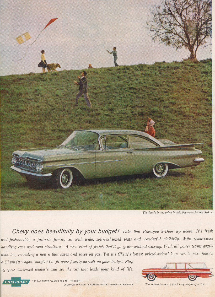 1959 Chevrolet Biscayne Tate Collection RESIZED