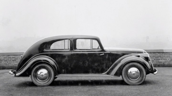 1934 Albanita side view GM Archive 3