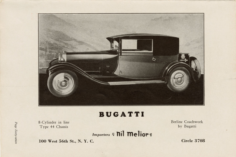 Bugatti advertisement 1920s NAHC 1 RESIZED