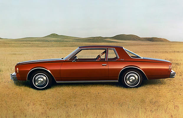 1977 Chevy Impala GM Archives 7