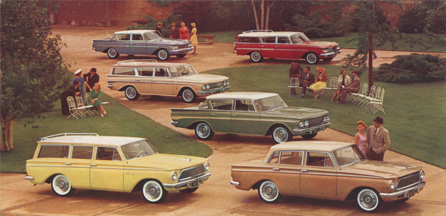 1961 Rambler product line Robert Tate Collection 3 RESIZED