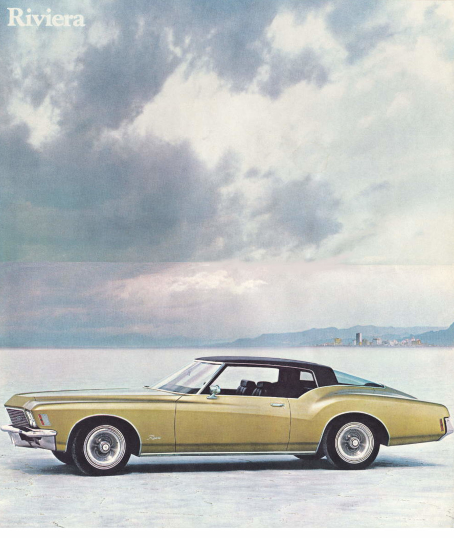 1971 Buick Riviera advertising image GM Media Archives RESIZED 5