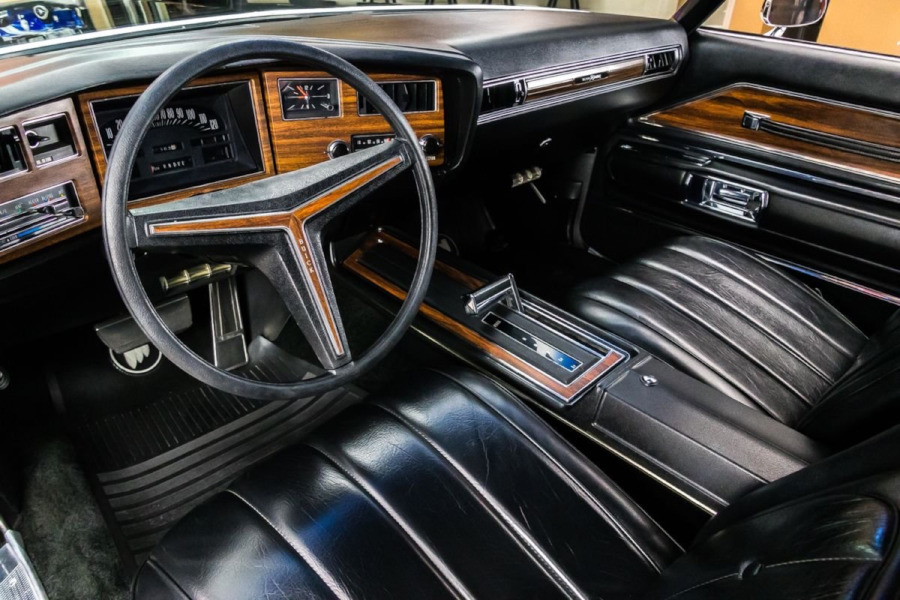 1973 Buick Riviera interior GM Media Archives RESIZED 8