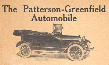Ad for the Patterson Greenfield Automobile thecall.com 4