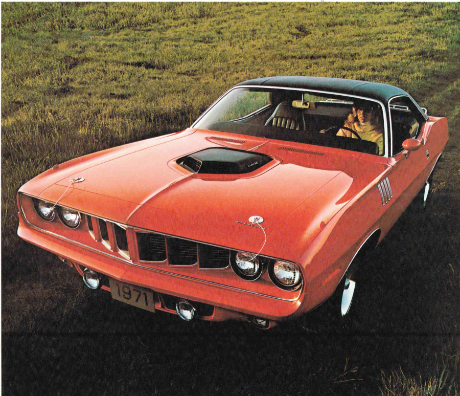 RESIZED 1971 Plymouth Barracuda