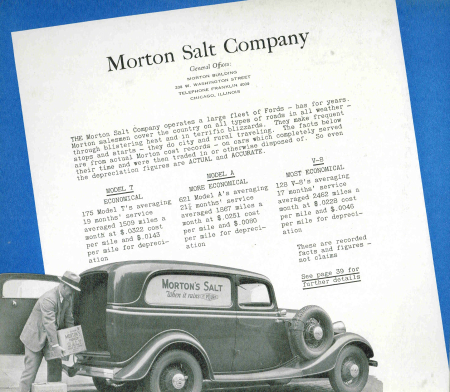 RESIZED 1935 Ford Morton Salt Co