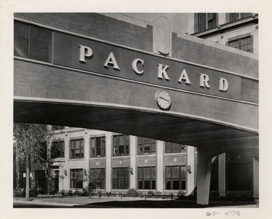 RESIZE Packard Factory entrance