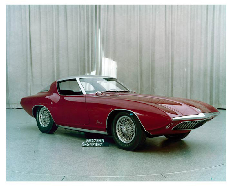 1963 Ford Cougar II concept 3