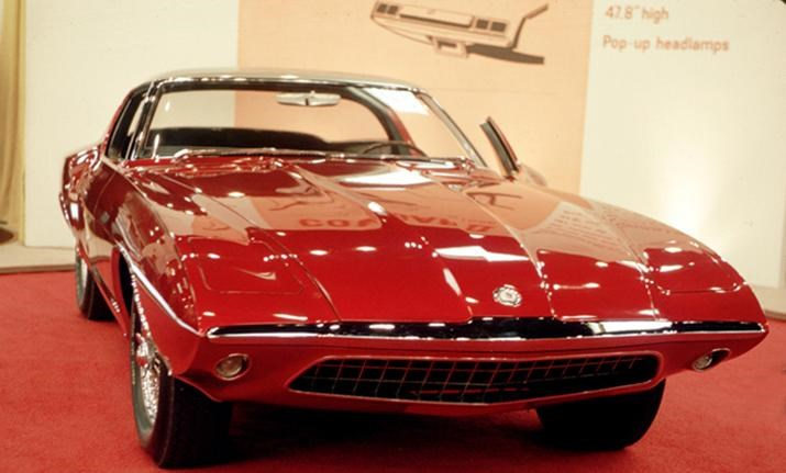 1963 Ford Cougar II concept 5