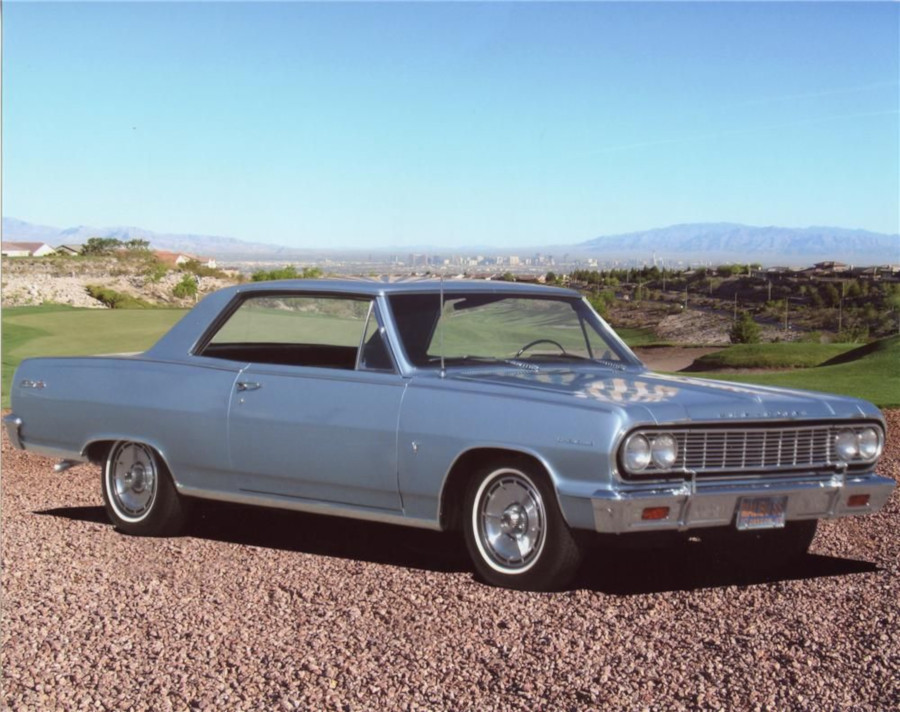 1964 Chevelle Malibu GM Media Archives RESIZED