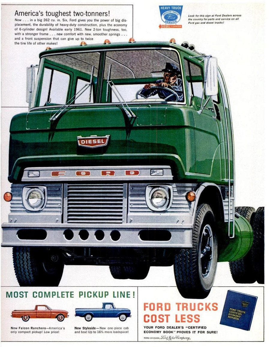 1961 Ford truck design by McKinley Thompson Jr Ford Motor Company RESIZED 4