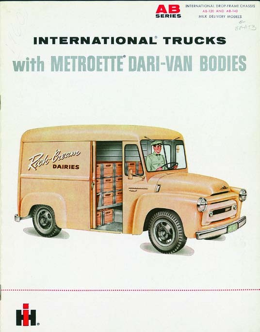 International Truck brochure 1956 Robert Tate Collection 7