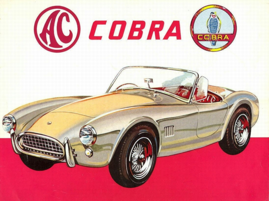 AC Cobra advertising illustration Robert Tate Collection RESIZED 3