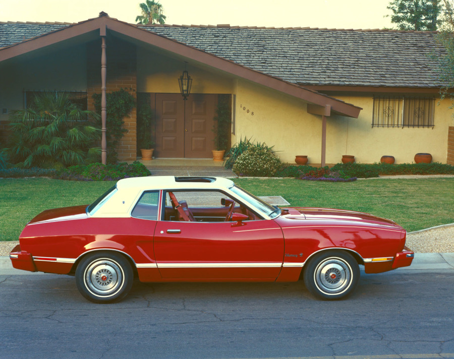 1974 Ford Mustang II Ford Motor Company Archives RESIZED 4