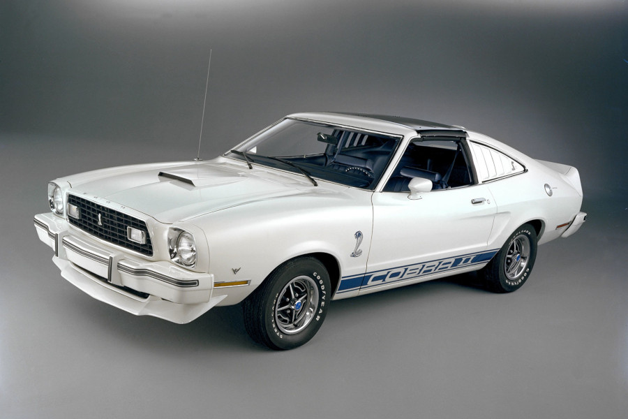 1976 Ford Mustang II Cobra Ford Motor Company Archives RESIZED 6