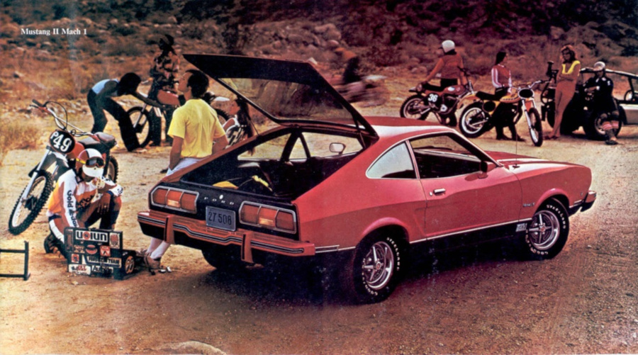 1976 Mustang Mach I Hatchback Ford Motor Company Archives RESIZED 7