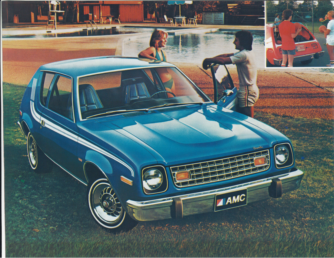 1977 AMC Gremlin Tate Collection 2