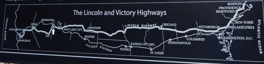 A map showing the Lincoln and Victory Highway RESIZED