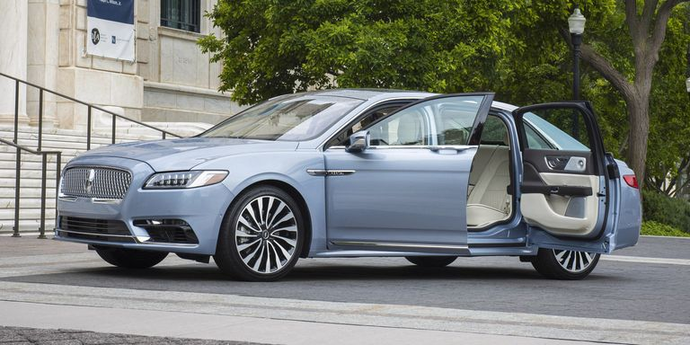2020 Lincoln Continental Ford Motor Company 9