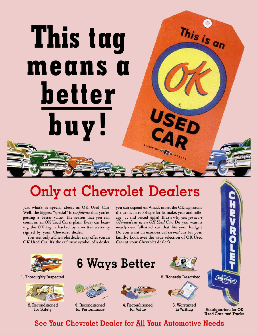 1953 OK Used Cars RESIZED Tate Collection