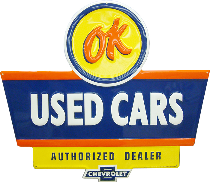 OK Used Cars sign web 2