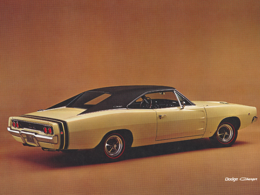 1968 Dodge Charger 2 Tate Collection RESIZED