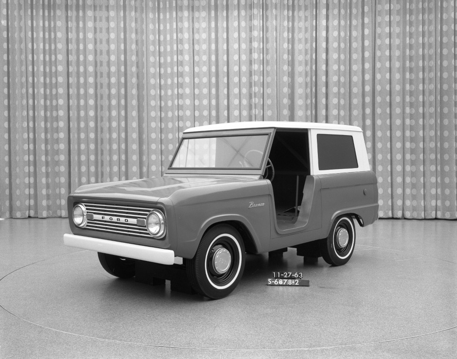 1963 proposal design for the Ford Bronco Ford Motor Company Archives RESIZED 4
