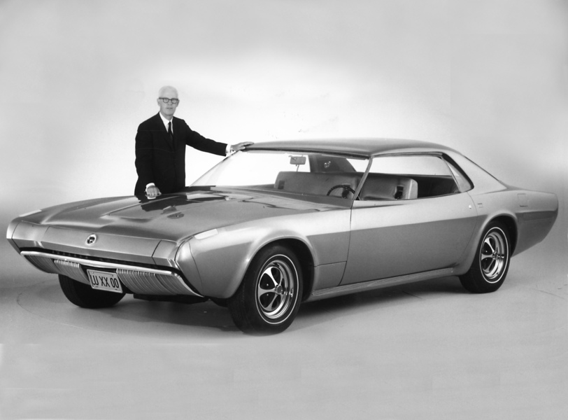 1968 Ford Techna concept 02 Tate Collection