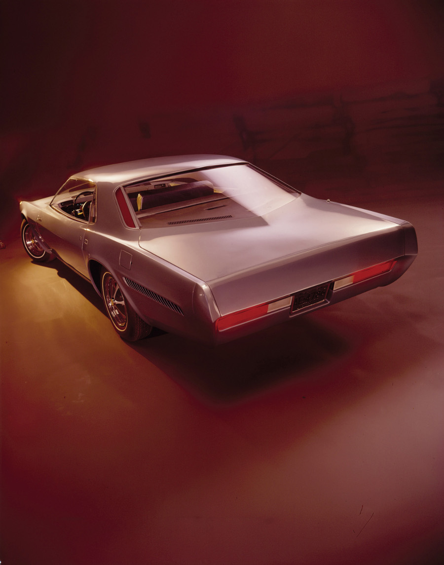 1968 Ford Techna concept 2 National Automotive History Collection RESIZED