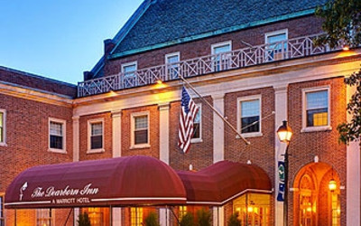 The Dearborn Inn (Marriott)