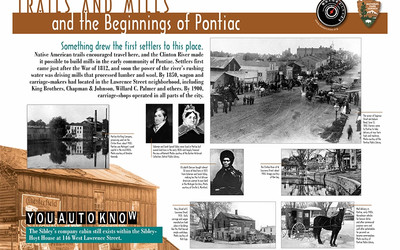 Beginings of Pontiac