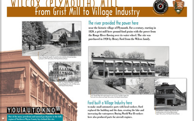 Wilcox (Plymouth) Mill