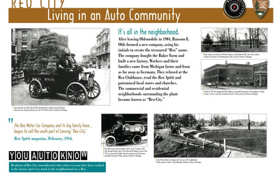 REO City Living in an Auto Community