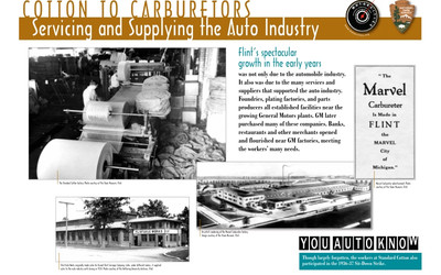 From Cotton to Carburetors