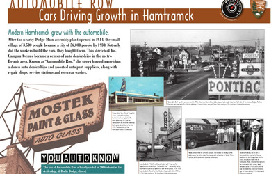 Cars Driving Growth in Hamtramck