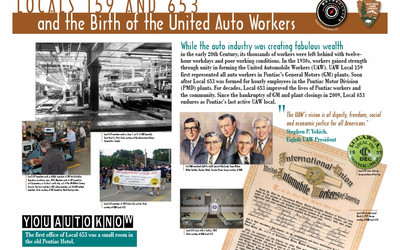 Locals 159 and 653 and the Birth of the United Auto Workers