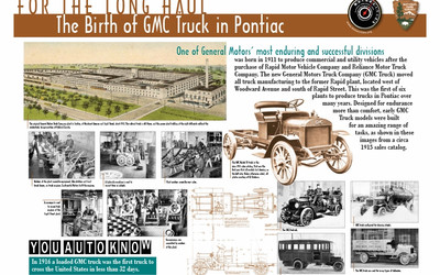 For The Long Haul: The Birth of GMC Truck in Pontiac