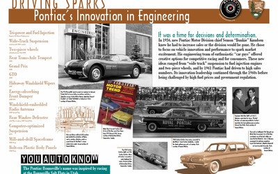 Pontiac's Innovation in Engineering