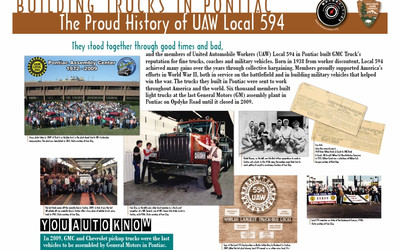 The Proud History of UAW Local 594